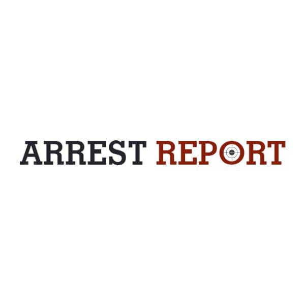 arrest report