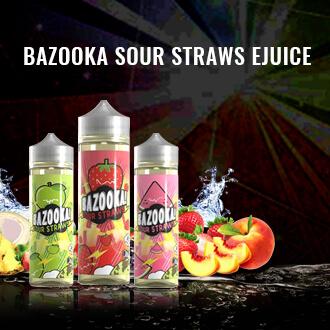 Bazooka sour straws ejuce