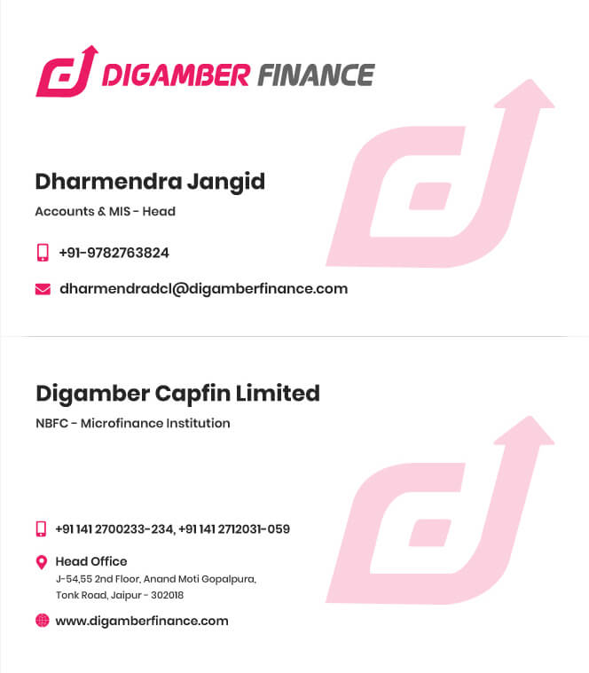 Digamber finance
